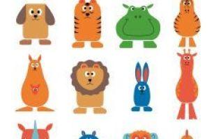 Список развивающих книг для детей