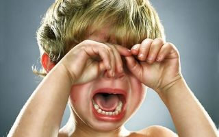 Что делать, если ребенок капризничает?