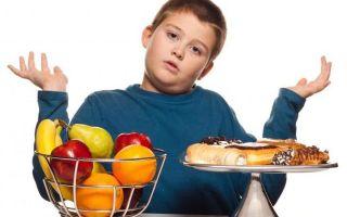 Советы родителям о том, как похудеть ребенку