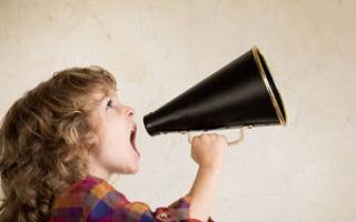 Способы того, как научить ребенка разговаривать