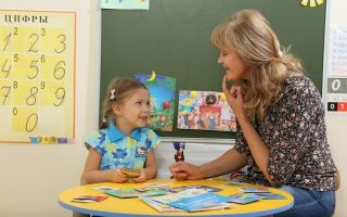 Как проходят логопедические занятия для детей 5 лет?