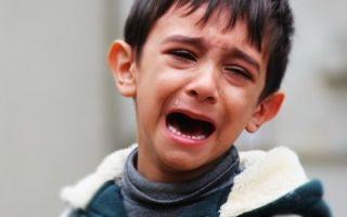 Что делать, если ребенок дерется с родителями?