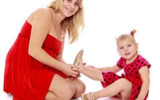 Обучение тому, как ребенок сам одевается
