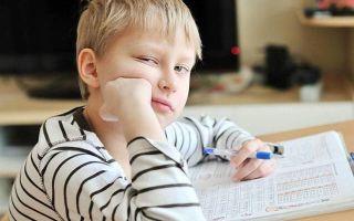 Как научить писать ребенка левшу?