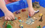 Чем полезна песочная терапия для детей?