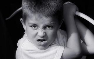 Что делать с агрессивным ребенком?