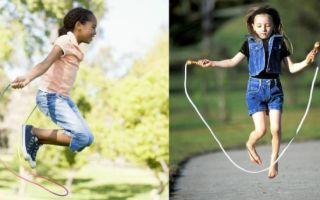 Этапы того, как научиться прыгать на скакалке