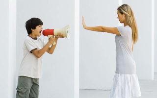 Почему ребенок ругается матом?