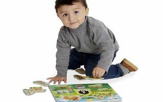 Какие бывают игры для детей для 2 лет?
