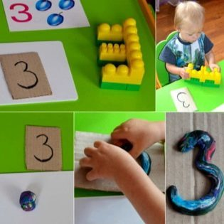 Как объяснить ребенку состав числа до 10 и 20 (учим по домикам)