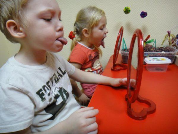 Артикуляционная гимнастика для детей; 2-3, 4-5 лет: логопедические упражнения