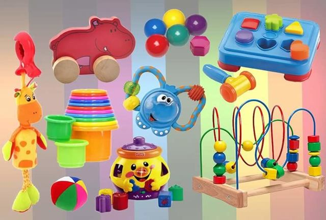 Сенсорное развитие детей 2-3 лет и раннего возраста через дидактические игры