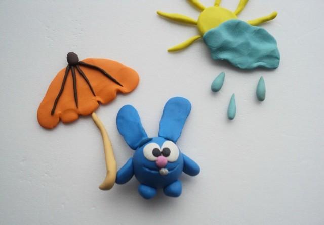 Поделки из пластилина для детей 2-3 лет: пошаговая инструкция, интересные решения